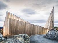 Iglesia Knarvik (Noruega)
