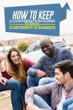 How to keep a conversation going   Sometimes people just dont want to talk   http://www.ilanelanzen.com/personaldevelopment/how-to-keep-a-conversation-going-during-5-different-scenerios/