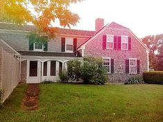 Quintessential Cape on Desirable Depot RoadVacation Rental in Truro from @homeaway! #vacation #rental #travel #homeaway