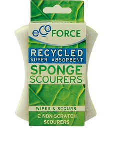 EcoForce sponge scourers