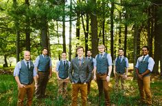 Woodsy Boy Scout Camp Wedding: Marisa + Eric | Green Wedding Shoes Wedding Blog | Wedding Trends for Stylish + Creative Brides