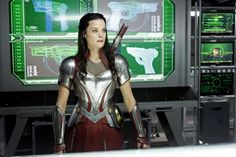 lady sif on marvels agents of shield  | Agents of SHIELD Lady Sif Photos Jaimie Alexander Yes Men