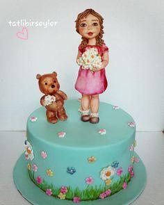 Spring Cake by tatlibirseyler