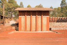 Bibliothèque de Muyinga au BURUNDI par BC ARCHITECTS   Archicaine