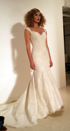 Matthew Christopher Runway Show for the new 2016 Collection - Bridal and Formal
