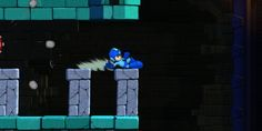 What's wrong with the run animation in Mega Man 11?