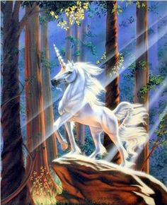Nowadays, wall poster plays a vital role in home décor. Wall posters can considerably enhance the visual appeal of the entire house. This wall poster captures the image beautiful white unicorn horse standing on the rock in forest and a divine light falling on its body which makes this poster eye catchy and grab lot of attention. This poster will bring a wonderful combination of fantasy and reality. This poster is the best way to highlight your walls at home.
