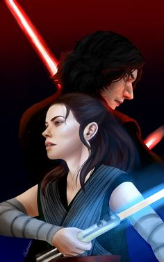 Lover of Dramione / HP, Reylo / Star Wars, and many things fantasy and sci-fi. Star Wars Saga, Star Wars Kylo Ren, Rey Star Wars, Star Wars Fan Art, Star Wars Drawings, My Drawings, Reylo Fanart, Kylo Ren And Rey, Hades And Persephone