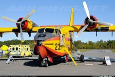 Canadair CL-215-1A10 CL-215-V aircraft picture
