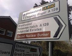 The 'secret bunker' that's not a secret anymore