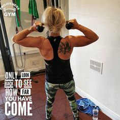 Only Look Back To See How Far You Have Come Looking Back, Gym, Fitness, Pants, Gymnastics, Trousers, Workouts, Women's Pants, Women Pants