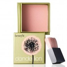 Benefit Dandelion my fave #everyday blush! Smells divine !! :)