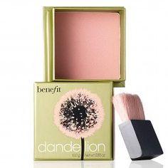 Benefit Dandelion my fave #everyday blush! Smells divine !! :)