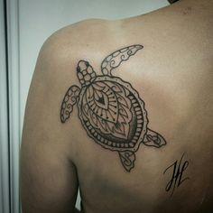 Ornamental turtle by Marjorianne