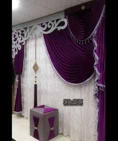 latest curtains designs for bedroom modern interior curtain ideas 2018 Latest curtains designs for bedroom 2018 catalogue, how to choose the colors of modern bedroom curtain design, and new curtain ideas to do in your bedroom interior design Elegant Curtains, Beautiful Curtains, Cool Curtains, Modern Curtains, Curtains With Blinds, Valances, Curtain Designs For Bedroom, Latest Curtain Designs, Contemporary Bedroom