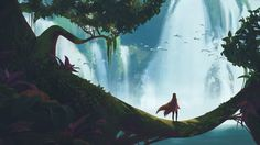 No artigo de hoje trazemos uma serie de wallpapers de Paisagens Fantásticas de cenários de fantasia. O gênero mais famoso do…