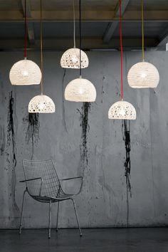 Allgemeinbeleuchtung | Pendelleuchten | Trama 2 | in-es artdesign ... Check it out on Architonic