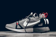 The Nike Duel Racer In Light Charcoal