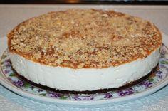Buongiorno a tutti, questa mattina vi posto la ricetta del Mars Cheesecake, un Cheesecake freddo di una goduria estrema, uno di quei dolci che, una volta assaggiato,