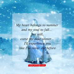 My Heart, Poetry, Inspirational Quotes, Fall, Winter, Summer, Instagram, Life Coach Quotes, Autumn