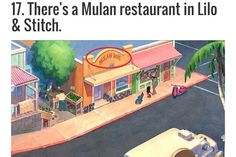 Hidden Disney characters from other movies