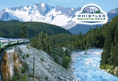 Would love to take a train through Canada . . . Vancouver - Whistler area.  Beautiful scenery!!!