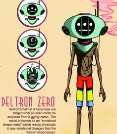 Introducing Deltron Zero | #Deltron3030 #Del #DanTheAutomator #KidKoala #HipHop