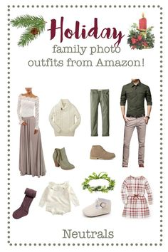 New Holiday Family Photos What To Wear Picture Outfits 46 Ideas Fall Family Picture Outfits, Family Christmas Outfits, Christmas Pictures Outfits, Family Portrait Outfits, Family Photos What To Wear, Winter Family Photos, Family Outfits, Holiday Pictures, Family Pictures