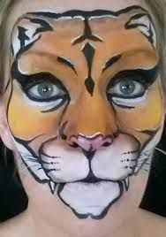 Image result for one stroke face paint designs