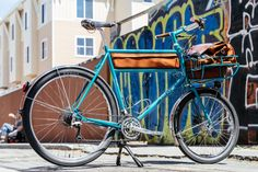 Ryan's Ahearne Hauler Cargo Bike - The Radavist