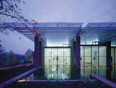 Renzo Piano Beyeler Foundation Museum Riehen, Basel, Switzerland