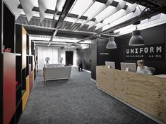 Uniform – Liverpool Offices