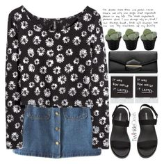 """your empathy doesn't control you"" by alienbabs ❤ liked on Polyvore featuring H&M, clean, organized and twinkledeals"