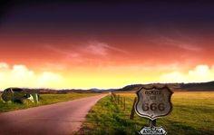 """A história das Rotas mais misteriosas dos EUA,""""A ROTA 666""""(ROUTE 666)."""
