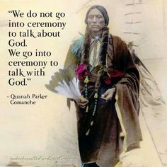 Quanah Parker, (Comanche)