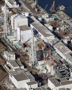 De l'eau contaminée fuit de la centrale nucléaire de Fukushima - http://www.andlil.com/de-leau-contaminee-fuit-de-la-centrale-nucleaire-de-fukushima-108452.html