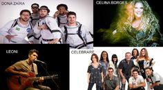 JORNAL O RESUMO - CIDADE: Festa da Padroeira tem programação de shows divulg...