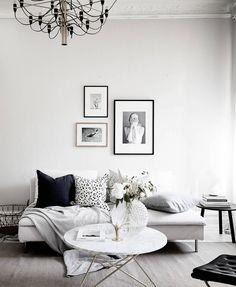 Le minimalisme gris.