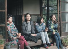 Hirokazu Koreeda's likely Cannes premiere Our Little Sister has received its first three trailers. Our Little Sister, Little Sisters, Love Movie, I Movie, Movie List, Kamakura, Sisters Movie, Movie Teaser, Movie Shots