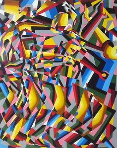 "UK Artist Thomas W Dowdeswell; Painting, ""Falling Down Fighting Drunk"" #art"