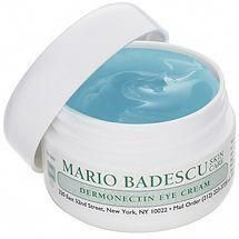 Dermonectin Eye Cream from Mario Badescu... hands down THE most moisturizing eye cream I have ever used. And much more affordable than other brands I used previously.  I use this at night. It plumps the skin so lines are less visible. #Top10FaceCream #BestEyeCream Oily Skin Care, Skin Care Regimen, Skin Care Tips, Skin Tips, Best Night Cream, Best Eye Cream, Mary Kay Ash, Cream For Dry Skin, Skin Cream