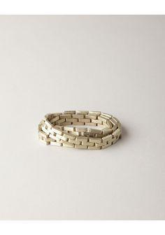 Samma. {stack bracelet}