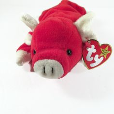A personal favorite from my Etsy shop… Beanie Babies Worth, Beanie Babies Value, Ty Babies, Ty Beanie Boos, Home Goods Decor, Bratz Doll, Lovely Shop, Etsy Handmade, Handmade Gifts
