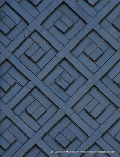 An elegant Art Deco brick pattern panel embellishing a late building in Campina, southern Romania Brick Architecture, Architecture Details, Brick Facade, Brick Wall, Brick Patterns, Textures Patterns, Glazed Brick, Brick Works, Brick Detail