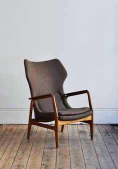 Bovenkamp armchair. via The Cools