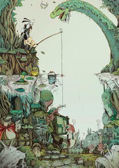 The Art Of Animation, ともひと