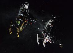 XGames Freestyle Snowmobile