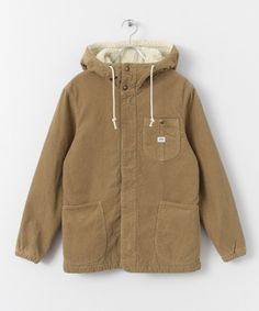 Lee×DOORS-natural- Boa Moutain Parka - URBAN RESEARCH ONLINE STORE