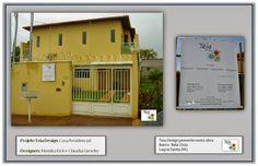 Teia Design: Projeto Teia Design: Casa Residencial