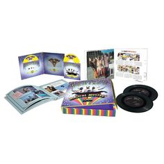 """Check out The Beatles Magical Mystery Tour DVD/Blu-ray 10"""" Collectors Box on @Merchbar."""